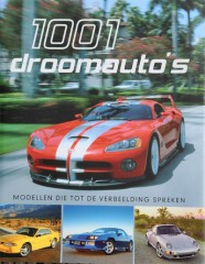 O - 1001 droomauto's